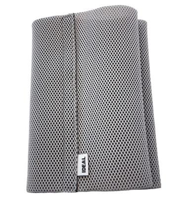 Filterüberzug Luftreiniger 100 % Polyester grau