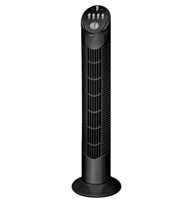 Turmventilator TVL-3546 3-stufig schwarz