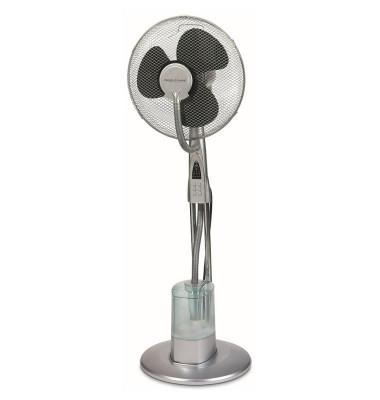 Standventilator 3-in-1 PC-VL-3069 3-stufig mit Fernbedienung und Luftbefeuchter silber/schwarz