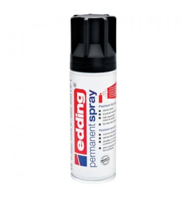 5200 Permanentspray tiefschwarz matt 200ml 4-5200901