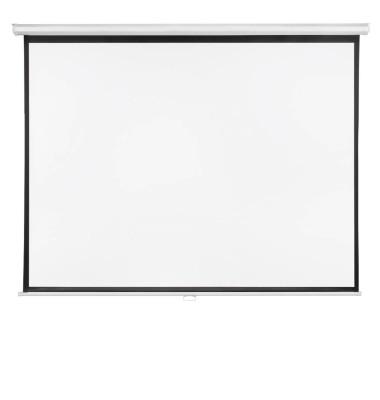 Rolloleinwand X-tra!Line® Bildformat: 4:3 Projektionsfläche: 200 x 150 cm (B x H) weiß