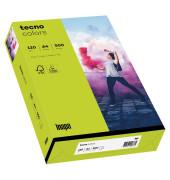 colors Kopierpapier leuchtend grün A4 120g 250 Blatt