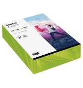 colors Kopierpapier leuchtend grün A5 80g 500 Blatt