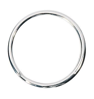 Schlüsselringe SR 35 Metall Durchmesser 35mm