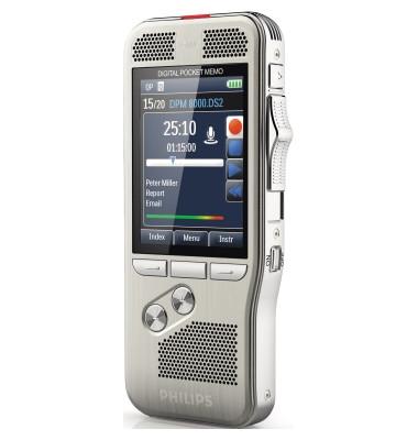 Diktierger.Pocket Memo DPM8300 digital