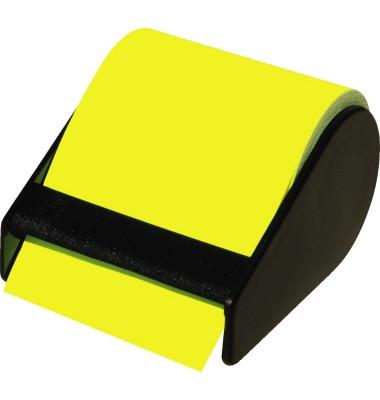 RNK CT1916 i.Abroller Haftnotizen 10mx60mm neon gelb