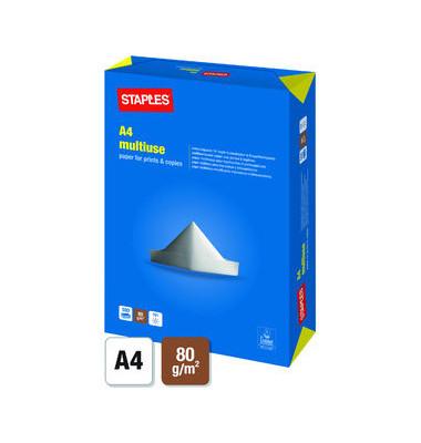 Multifunktionspapier multiuse, A4, 80 g/m², weiß