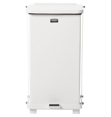 Abfallbehälter Defender FGST12EPLWH 45l weiß