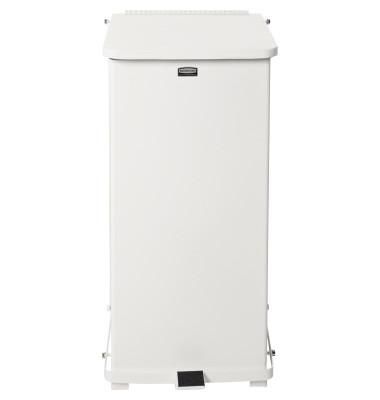 Abfallbehälter Defender FGST24EPLWH 90l weiß