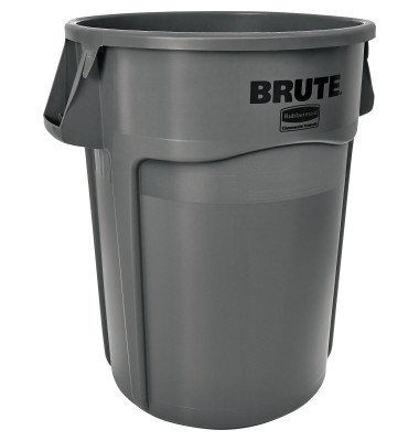 Abfallbehälter BRUTE FG264360GRAY 167l PP grau