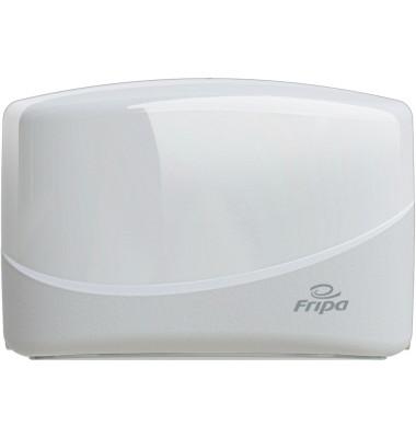 Handtuchspender 2340048 abschließbar Kunststoff weiß