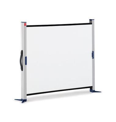 Tisch-Leinwand 100 x 75cm mattweiß