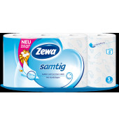 "Soft Toilettenpapier ""Samtig"" 3-lagig 72 Rollen"