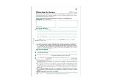 Vertragsformulare