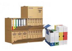 Bild der Kategorie Archivierungsboxen