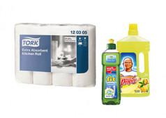 Hygiene / Reinigung / Erste-Hilfe