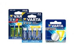 Batterien Akkus Knopfzellen