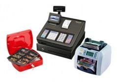 Registrierkassen / Geldzählsysteme