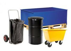 Bild der Kategorie Müllsackständer