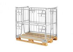 Bild der Kategorie Palettenrahmen & Palettencontainer