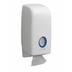 Kimberly-Clark Toilettenpapierspender 6946 Aquarius Einzelblatt weiß