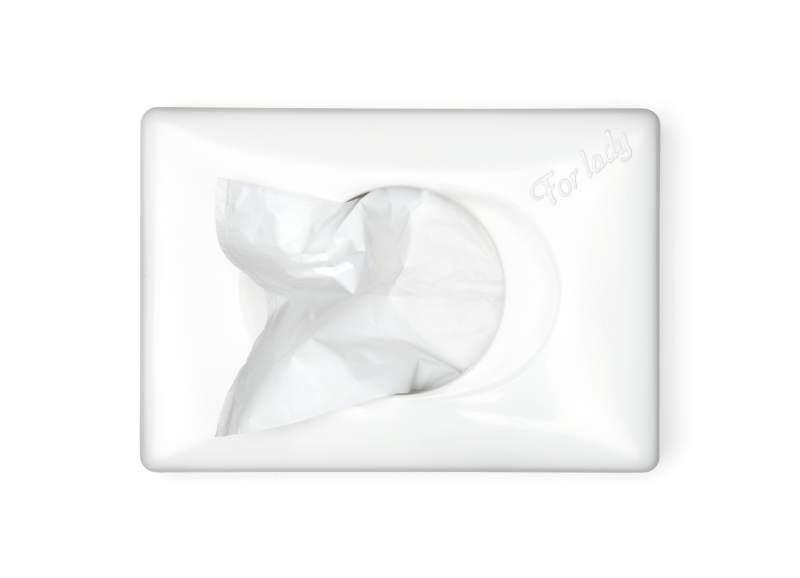 Hygienebeutelspender für die Toilette