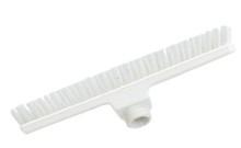 Haug Großraumbesen/Wischschrubber 28 cm Plastik weiß