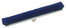 Haug Großraumbesen/Wischschrubber 60 cm Plastikborsten blau