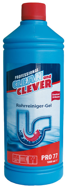Clean and Clever Rohrreiniger