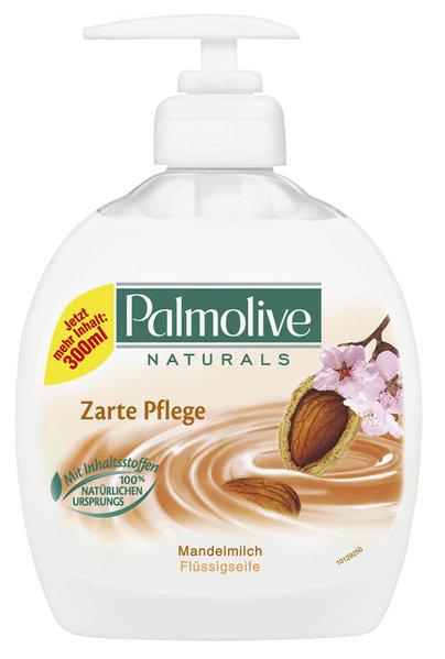 Palmolive Flüssigseife Naturals Mandelmilch