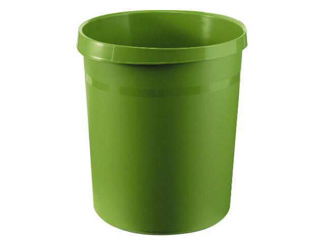 Han Papierkorb GRIP 18 Liter grün