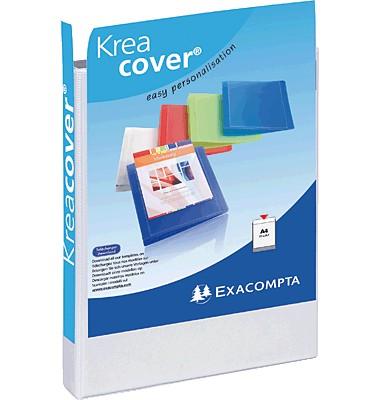 Exacompta Präsentations-Ringbuch KreaCover 200802H