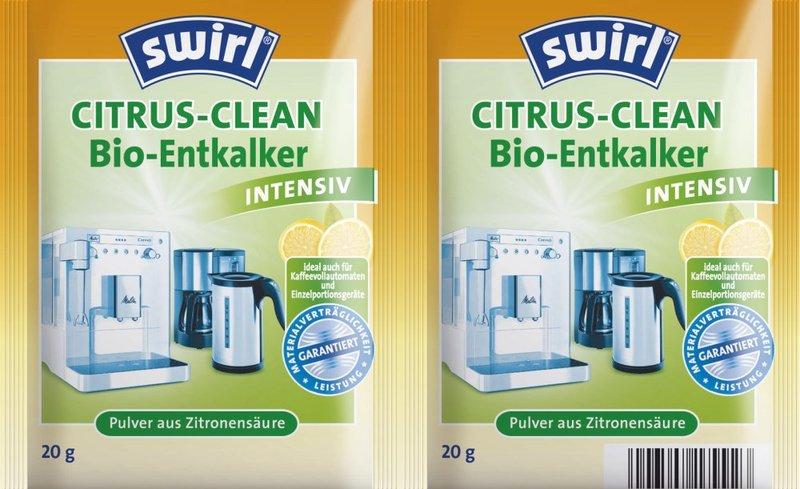 Swirl Reinigungsmittel und Pflegeprodukte