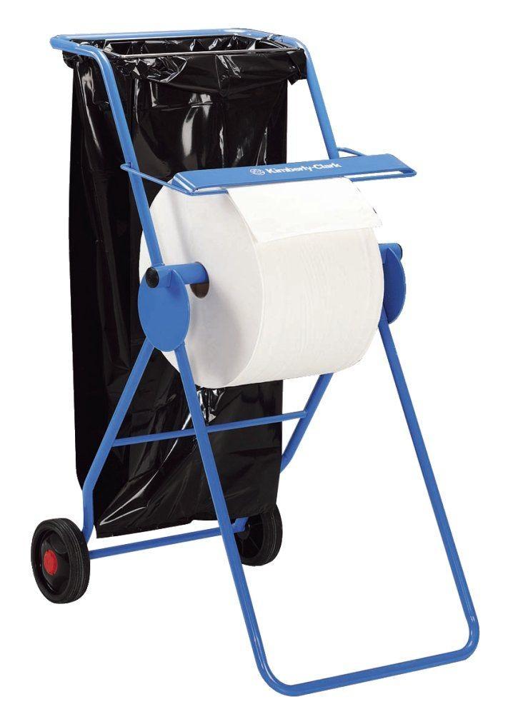 Kimberly-Clark Fahrbarer Wischtuchbodenständer 6155