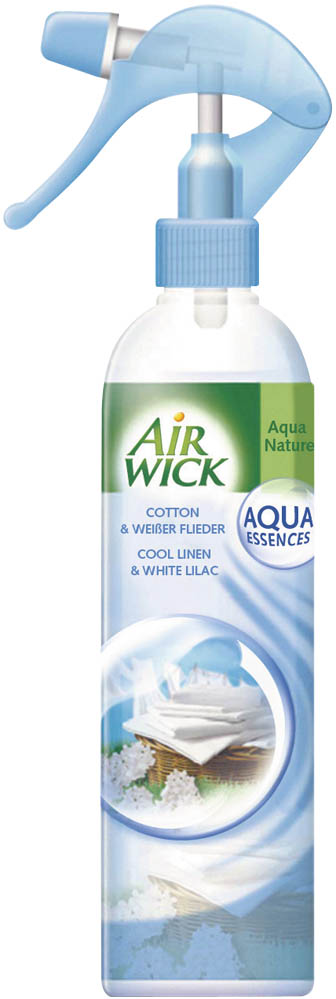 Airwick Duftspray Cotton & Weißer Flieder 345 ml