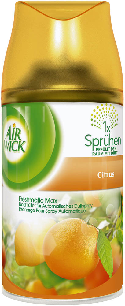 Airwick Duftspray Freshmatic Max Citrus 250 ml