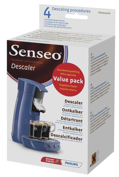 Philips Senseo und Saeco Reinigungsmittel und Pflegeprodukte
