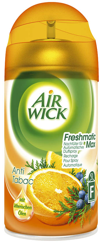 Airwick Duftspray Freshmatic Max Anti Tabac 250 ml