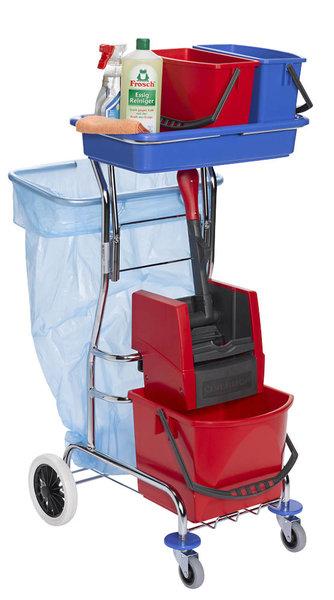 Reinigungswägen und Zubehör