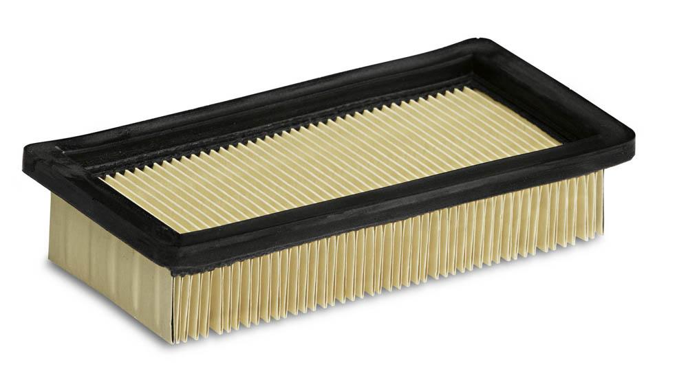 Kärcher Flachfaltenfilter für Nass-/Trockensauger WD 7300