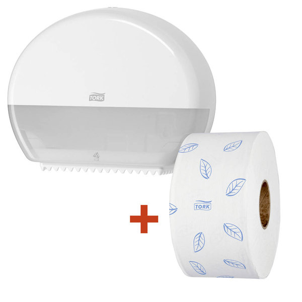 Toilettenpapierspender-Starterpacks
