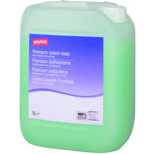 Staples Seifencreme 8002202