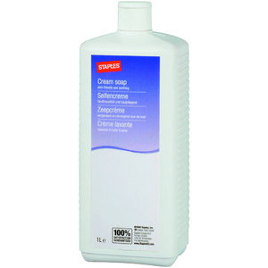 Staples Seifencreme 8002207