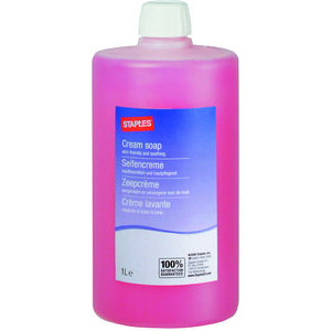 Staples Seifencreme 8002210