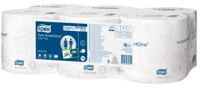 Tork Toilettenpapier Jumbo SmartOne 297493