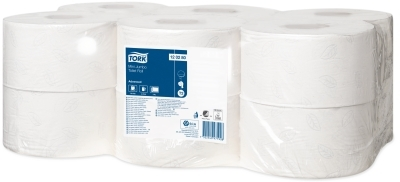 Tork Toilettenpapier Mini-Jumbo Advanced 120280