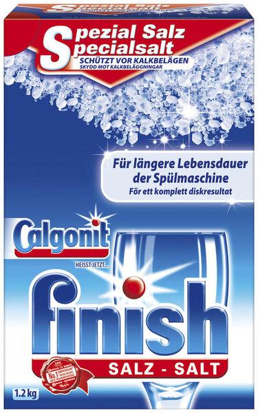 Calgonit finish Spezial-Salz für Spülmaschinen