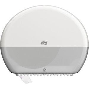 Tork Toilettenpapierspender 555000 Mini-Jumbo T2 weiß
