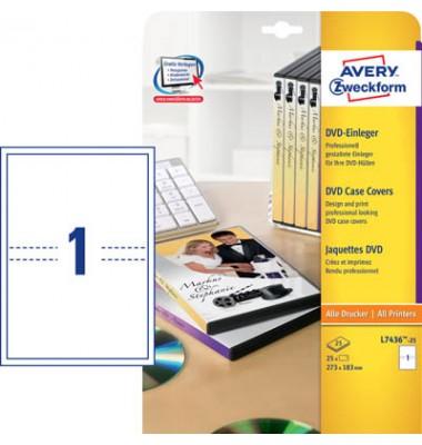 DVD-Cover zum Selbstbedrucken