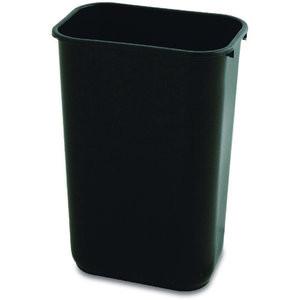 Rubbermaid Abfalleimer 26,6 Liter schwarz